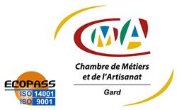 Chambre de Métiers et de l'Artisanat du Gard - Institut Régional de Formation des Métiers de l'Artisanat